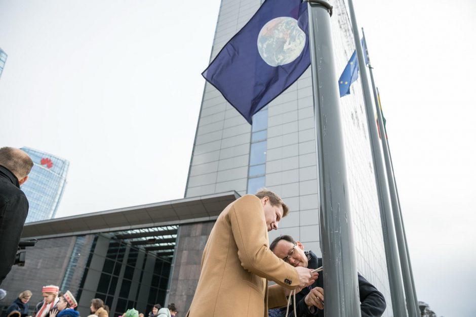 """Vilnius jungiasi prie pasaulinės akcijos """"Žemės valanda"""""""