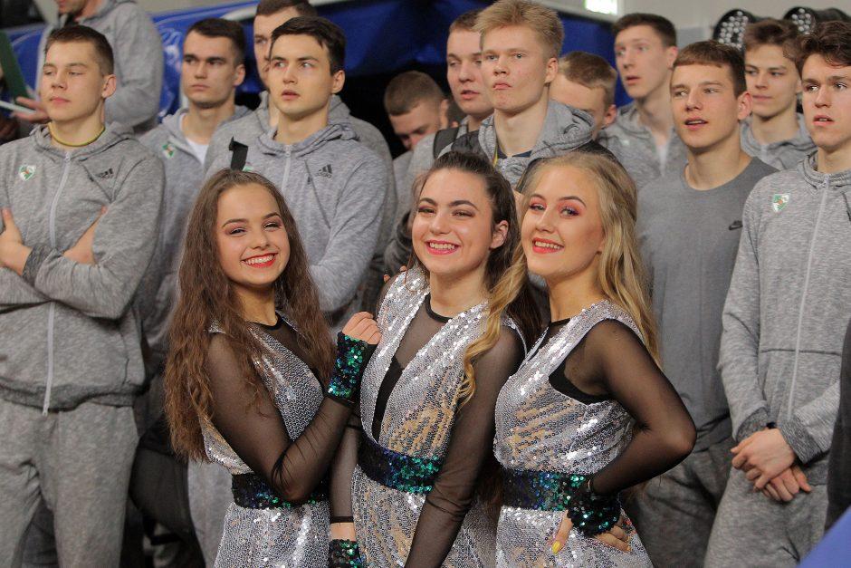 NKL finalo ketverto konkursai