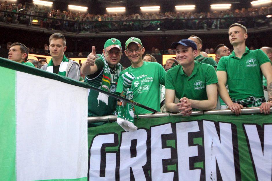 Žalia-balta! Žalia-balta!