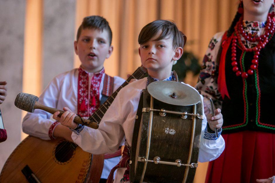 """""""Atataria Lamzdžiai"""" festivalio atidarymo koncertas"""