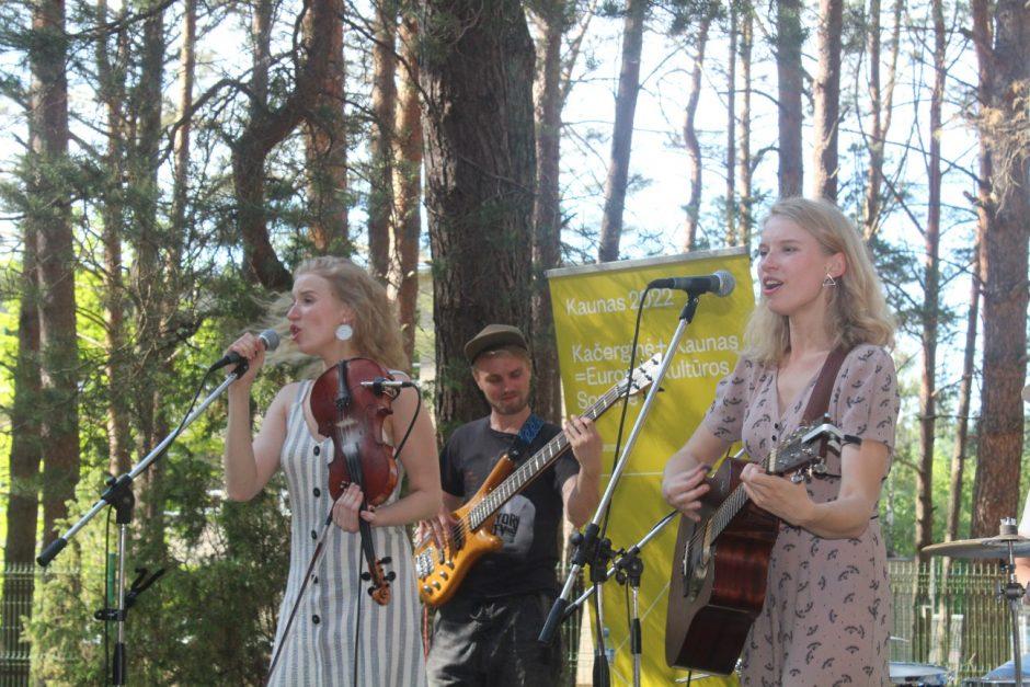 Kačerginėje – 100 poezijos plunksnų Lietuvai