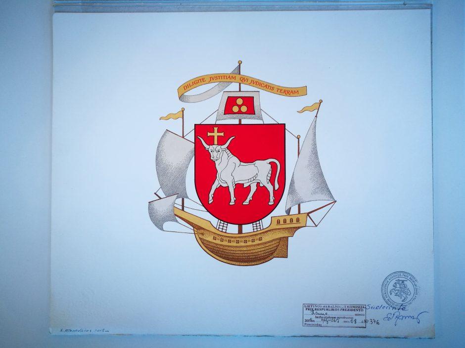 Kauno herbas: šiuolaikinio santakos miesto tapatybės simbolis