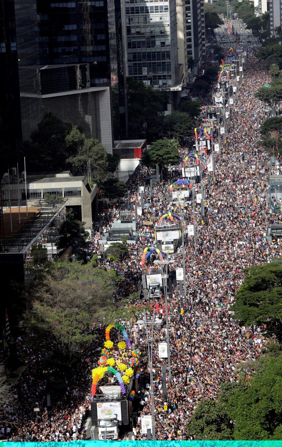 Brazilijos gėjų paradas