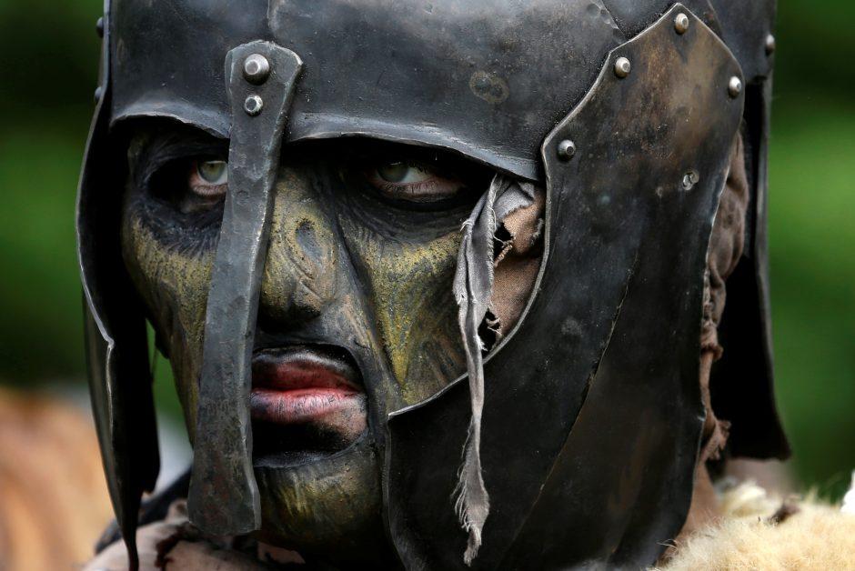 Čekijos miškuose klajojo tūkstančiai hobitų