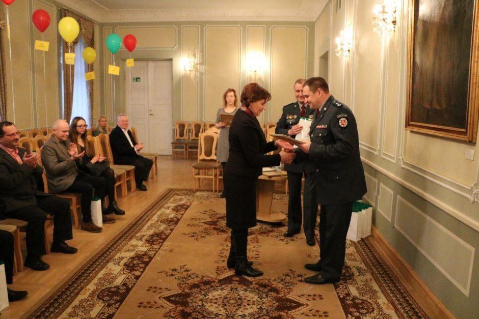 """Konkursas """"Saugi seniūnija – saugus Kaunas 2016"""""""