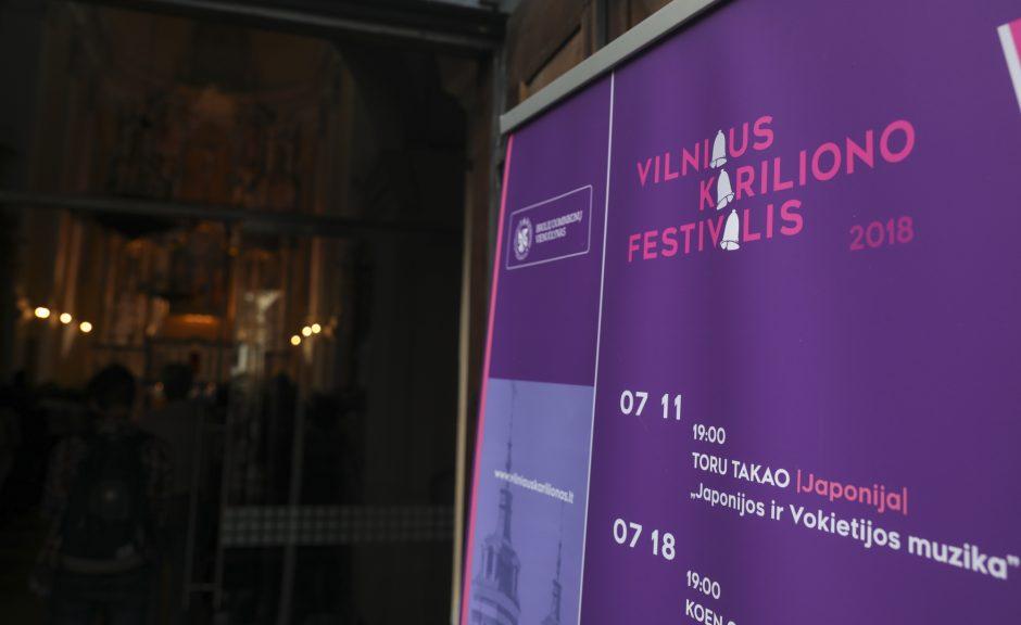 Vilniaus kariliono festivalis