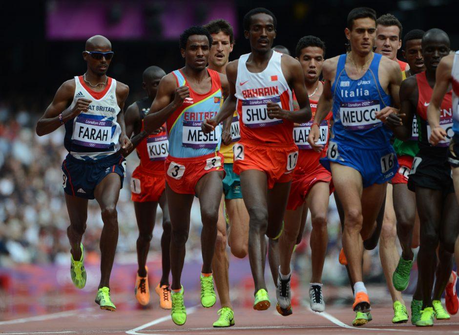 70 sportininkų po Londono vasaros olimpinių žaidynių negrįžo į gimtuosius namus