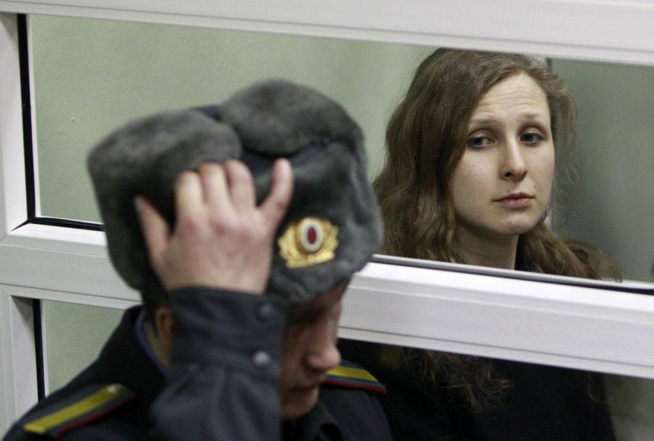 Rusija atsisakė paleisti kalinamą