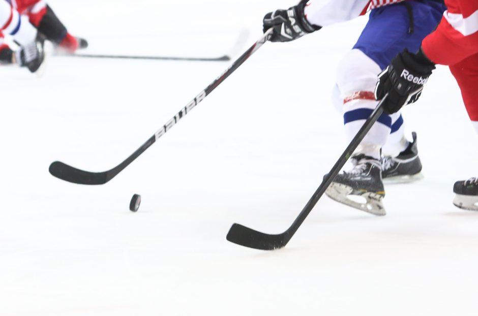 Klaipėdos ledo ritulininkai Lietuvos čempionato kovas žais prekybos centre