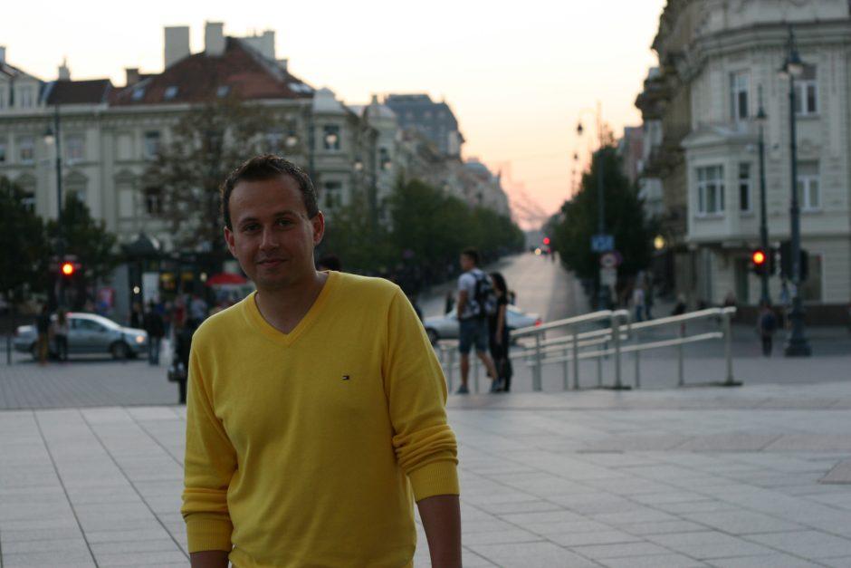 Vilniuje gimęs O.Adi: Sirijai atkurti prireiks daug laiko