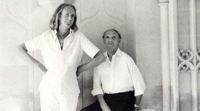 Mirė britų kompozitorius J. Taveneris