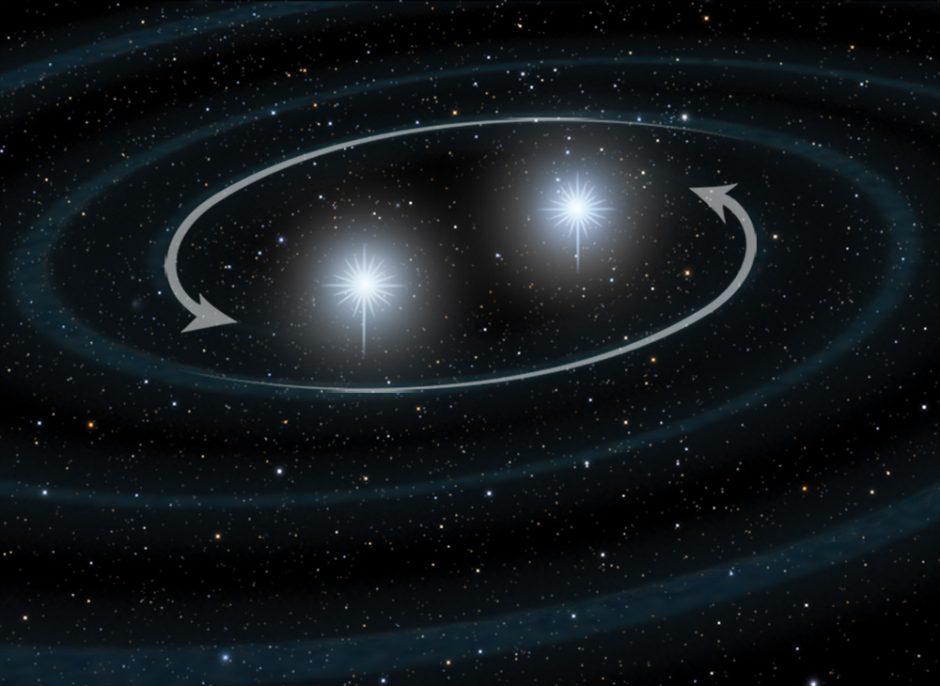 Kilonovos: mirusių žvaigždžių susidūrimai praskleidė mįslingų kosminių sprogimų paslapties šydą