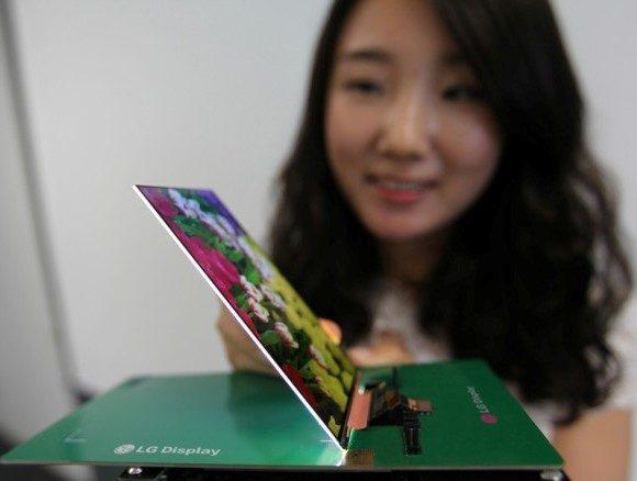 """Ploniausias pasaulyje """"Full HD"""" raišką turintis ekranas, pritaikytas ir išmaniajam telefonui"""