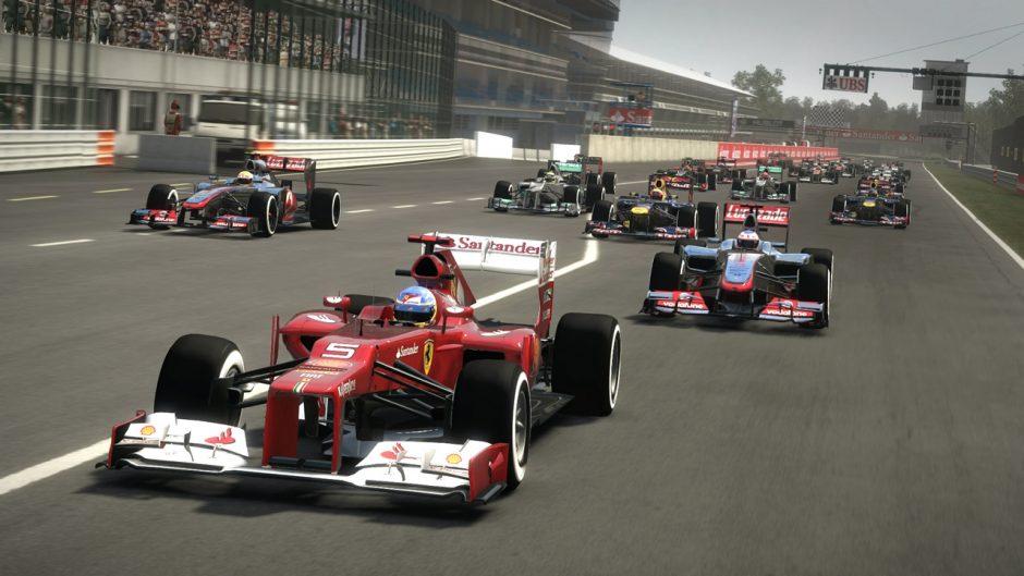 """""""Codemasters"""" pristatys dvi """"F1 2013"""" žaidimo versijas: vienoje - ir seni bolidai bei pilotai"""