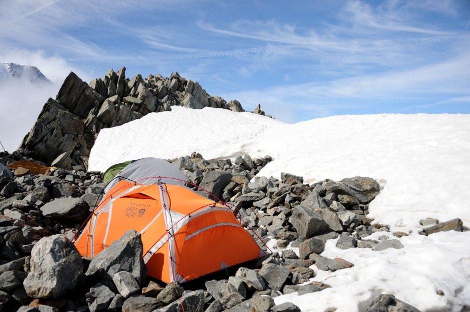 Prancūzijos Alpėse žuvo keturi alpinistai