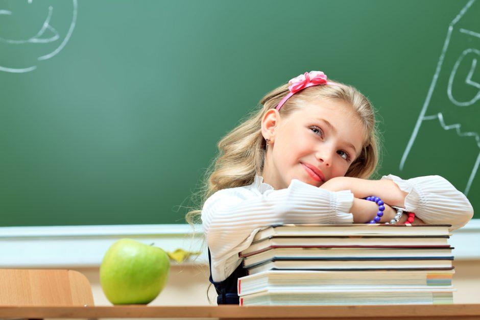 Pirma klasė – išbandymas ne tik vaikams