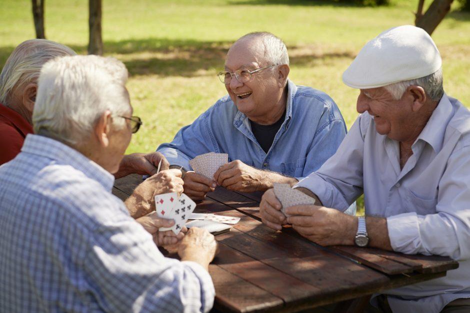 Tyrimas: artėjant pensijai didėja nerimas dėl sveikatos apsaugos