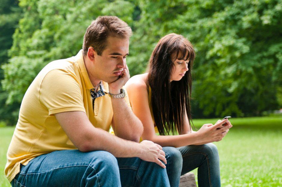 Kaip santykius veikia rutina?
