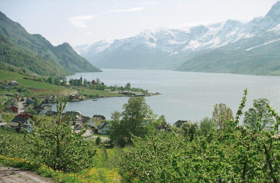 Kas sukėlė Norvegijos fiordus 1,5 m aukščio bangomis ūmai užtvindžiusias seišas?
