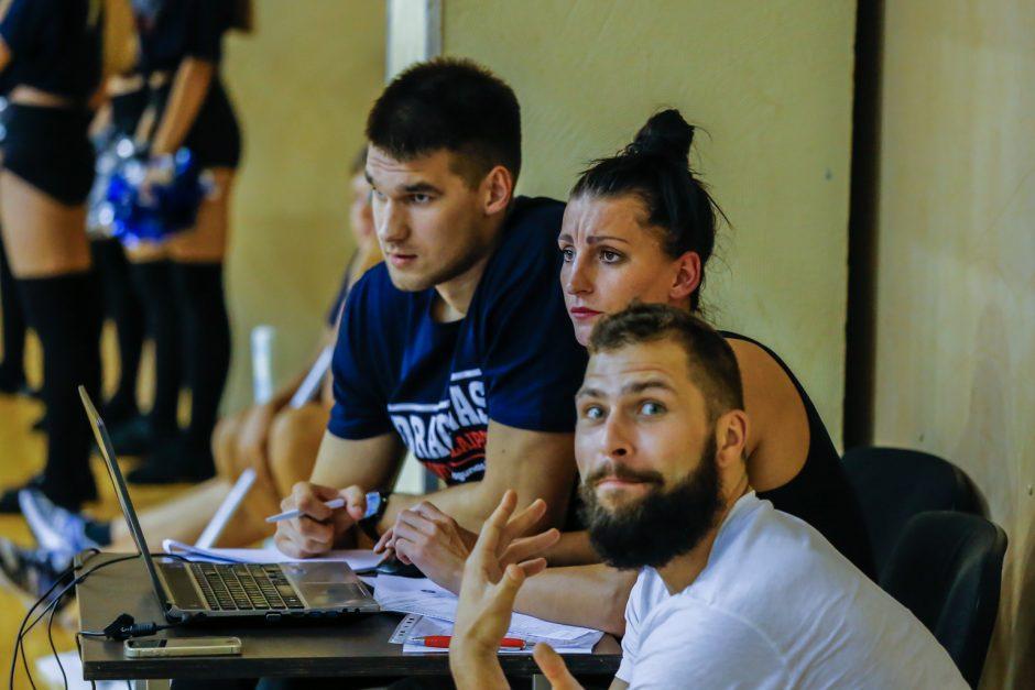 """""""Dragūno"""" rankininkai įveikė Islandijos klubą, bet nepateko į kitą EHF taurės etapą"""