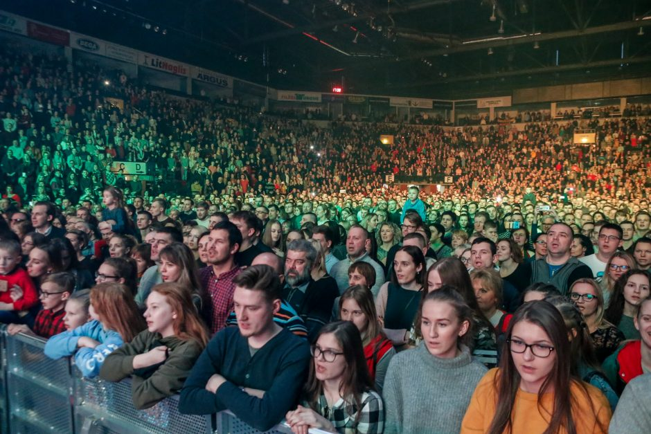 M.Mikutavičiaus koncertas
