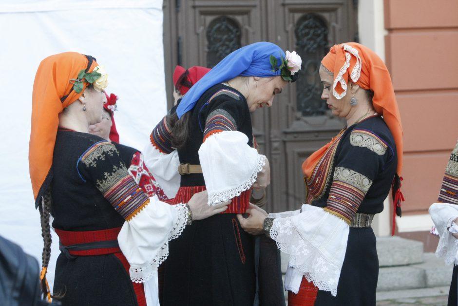 """Uostamiestyje prasidėjo festivalis """"Lauksnos"""""""