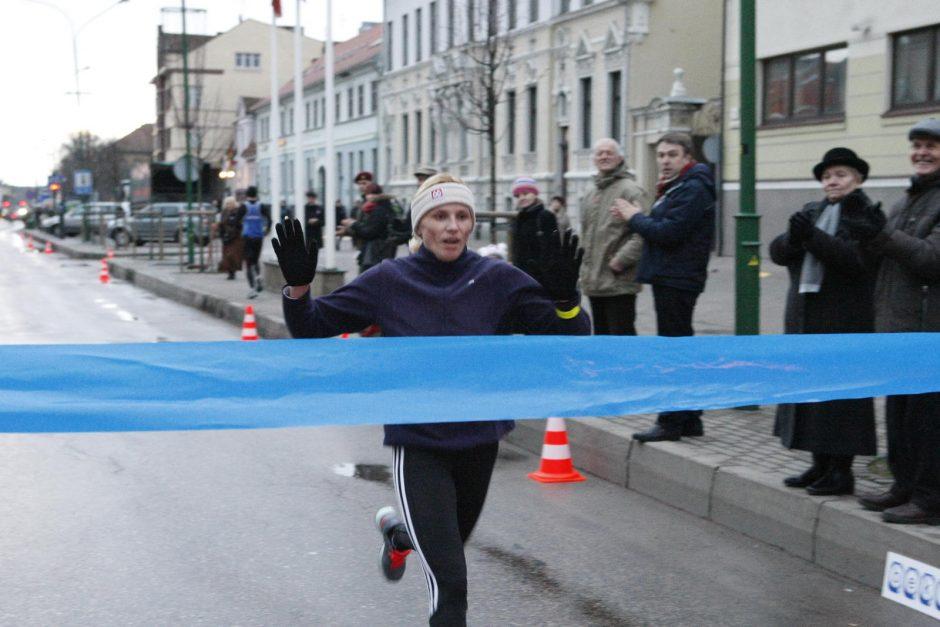 Bėgimas laisvės gynėjų dienai paminėti