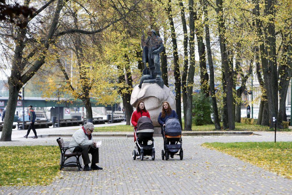 Spalio 19-oji – Klaipėdos diena