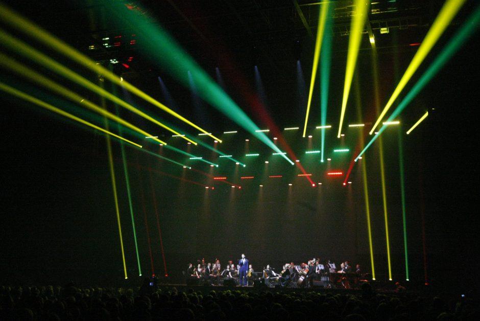 Šventinis Martyno Levickio koncertas