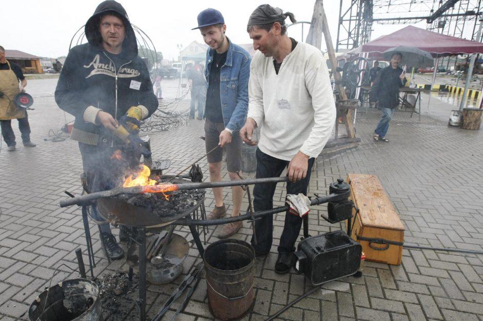 Kalvystės pleneras Klaipėdoje
