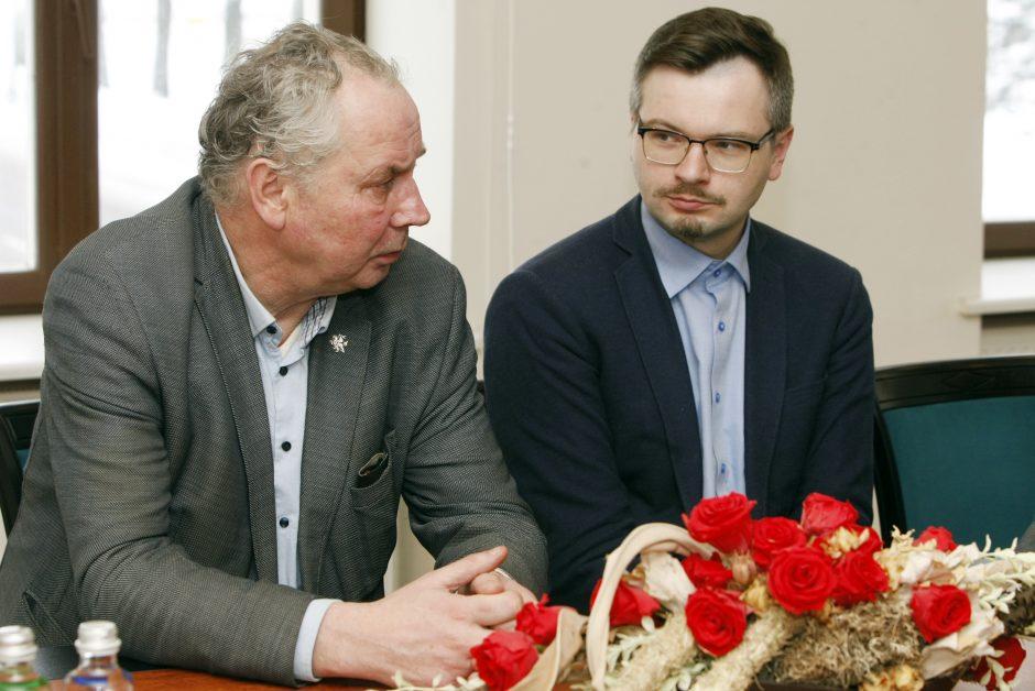 Į Klaipėdą vilios studentus iš Ukrainos