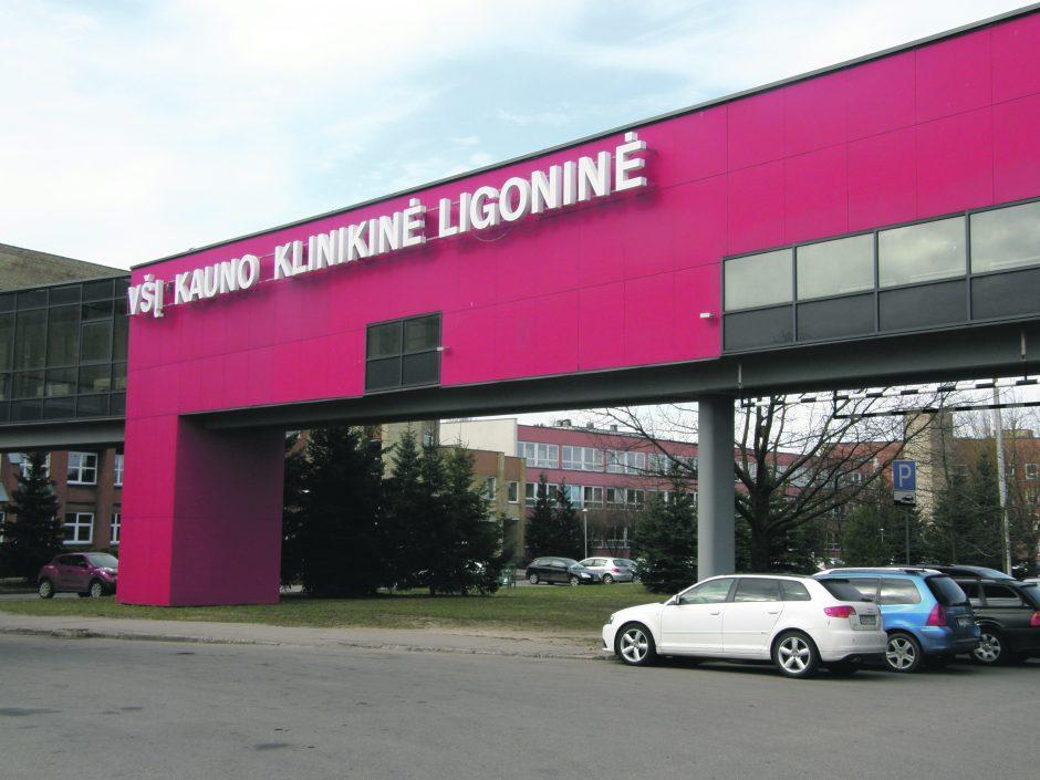 Kauno klinikinė ligoninė – ties kokybiškesnio gydymo slenksčiu