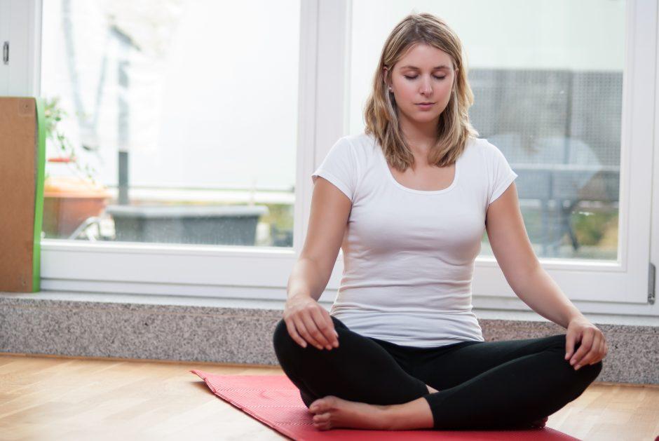 Meditacija padeda nuo skausmo