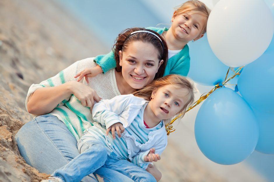 Vasara su vaikais: 10 įdomių idėjų  laisvalaikiui