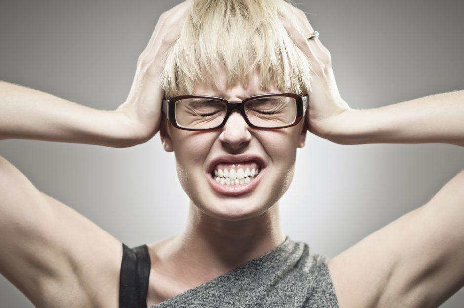 Kaip įveikti galvos skausmą?