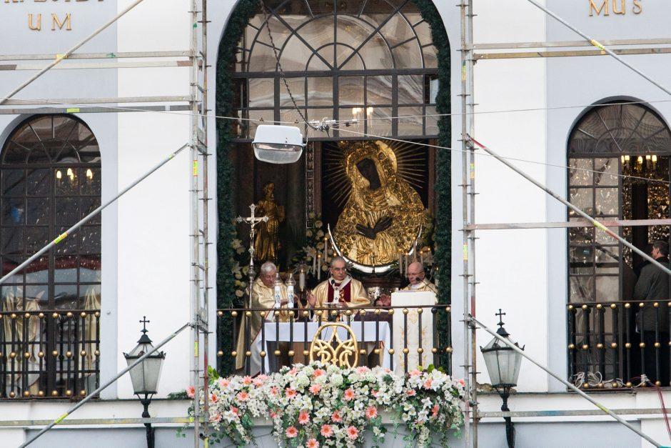 Vilniuje prasideda Aušros Vartų atlaidai