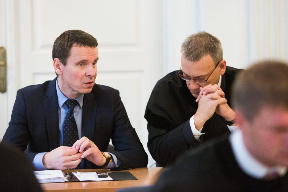 "Teisme – ""MG Baltic"" politinės korupcijos byla"