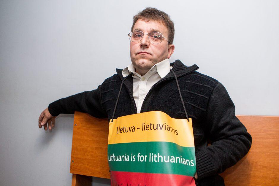 Ekvadoriečio užpuolikų teismas