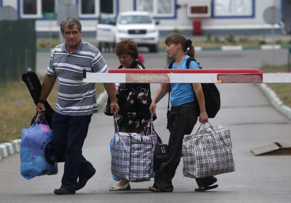 Ukrainiečių imigraciją stabdys kvotomis