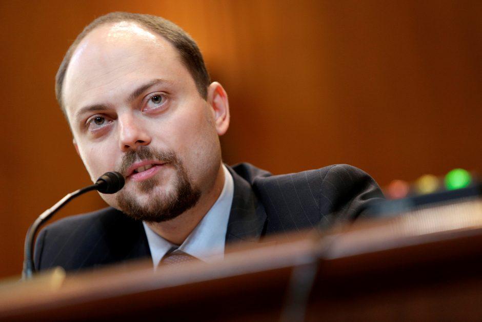 Kremliaus kritikas ES ministrus ragino remti Rusijos pilietinę visuomenę