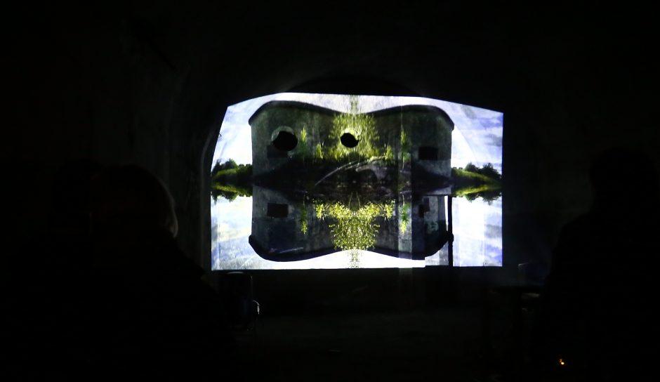 Kauno tvirtovės statiniuose – Meno sandėlio atidarymas
