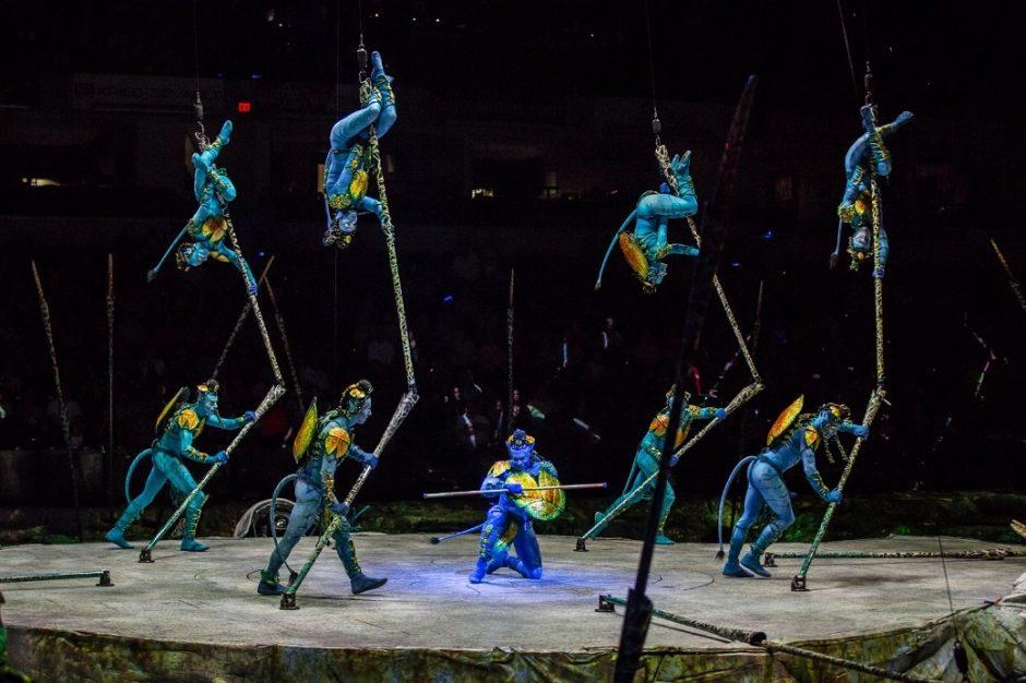 """Graibstomi bilietai: skelbiamas """"Cirque du Soleil"""" papildomas pasirodymas"""