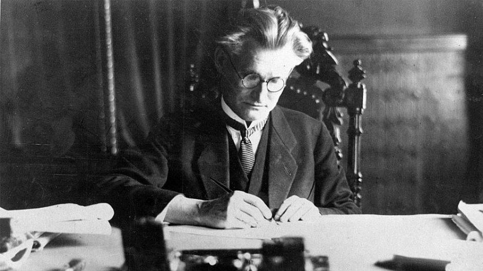 Kam dar įdomus trečiasis Lietuvos prezidentas K. Grinius?