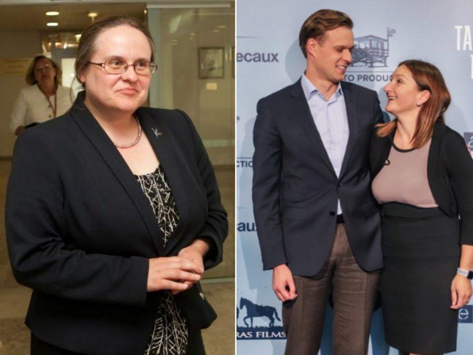 A. Širinskienė skundžia Landsbergius: vaikai metami į gatvę už tėvų pažiūras