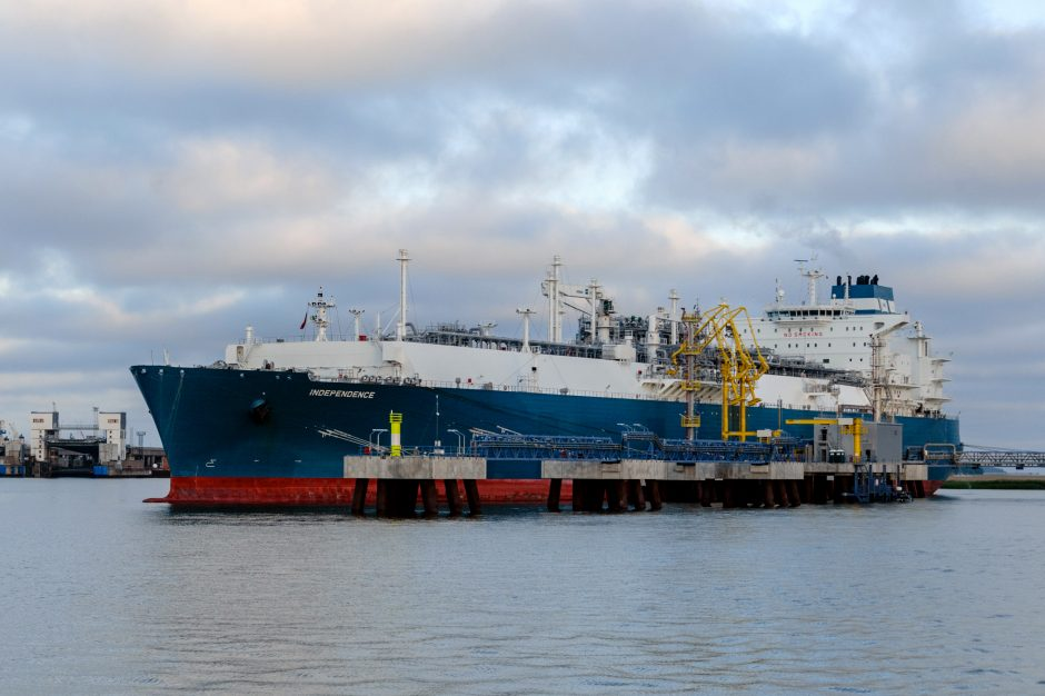 Premjeras: SGD laivas tikriausiai bus išperkamas