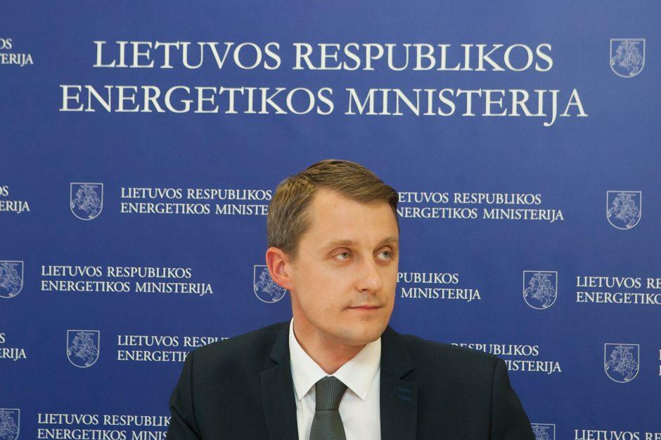 Laikiname ūkio ministro poste – Ž. Vaičiūnas ir M. Vainiutė