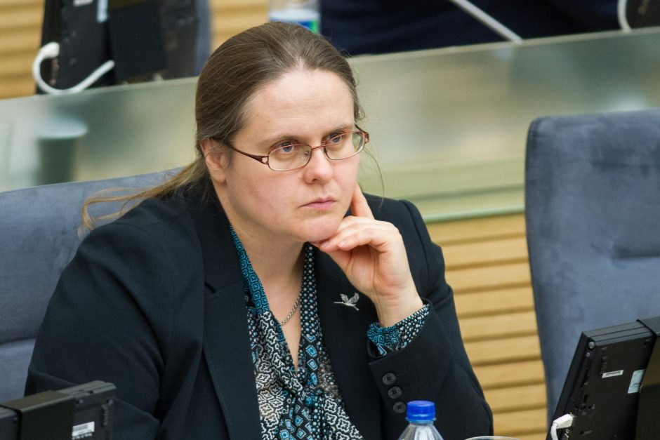 V. Sinkevičius: prasižengusiems Seimo nariams komisija tik pagrūmojo pirštu