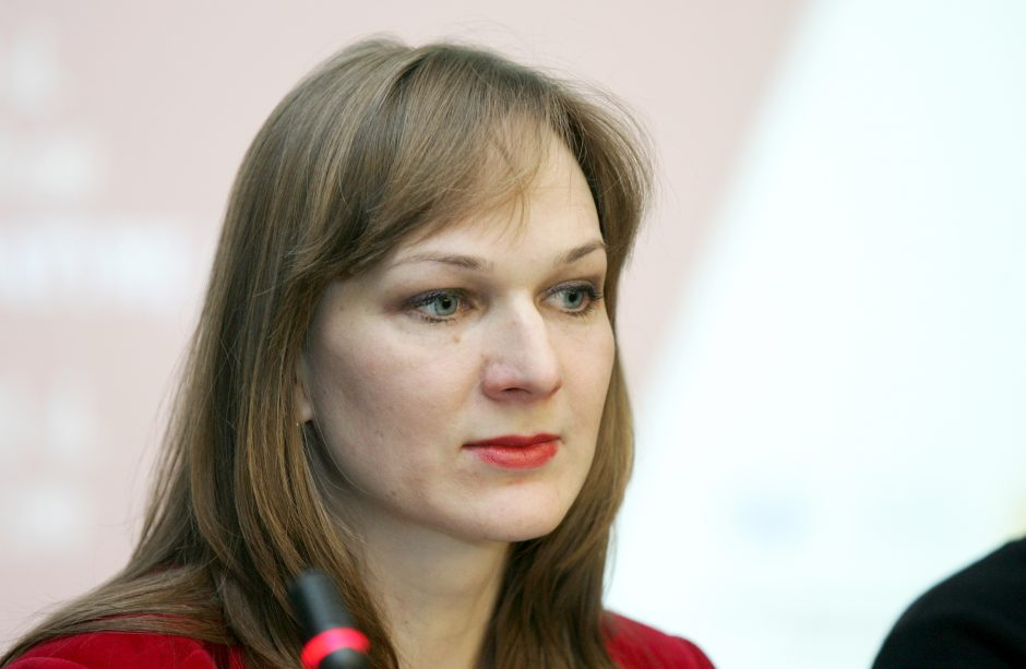 Kultūros tarybos nare siūloma skirti G. Žemaitytę, atsistatydino S. Vidtmannas
