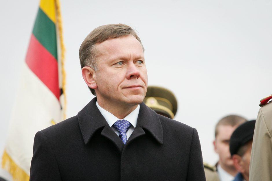 Teismas išteisino Radviliškio merą A. Čepononį