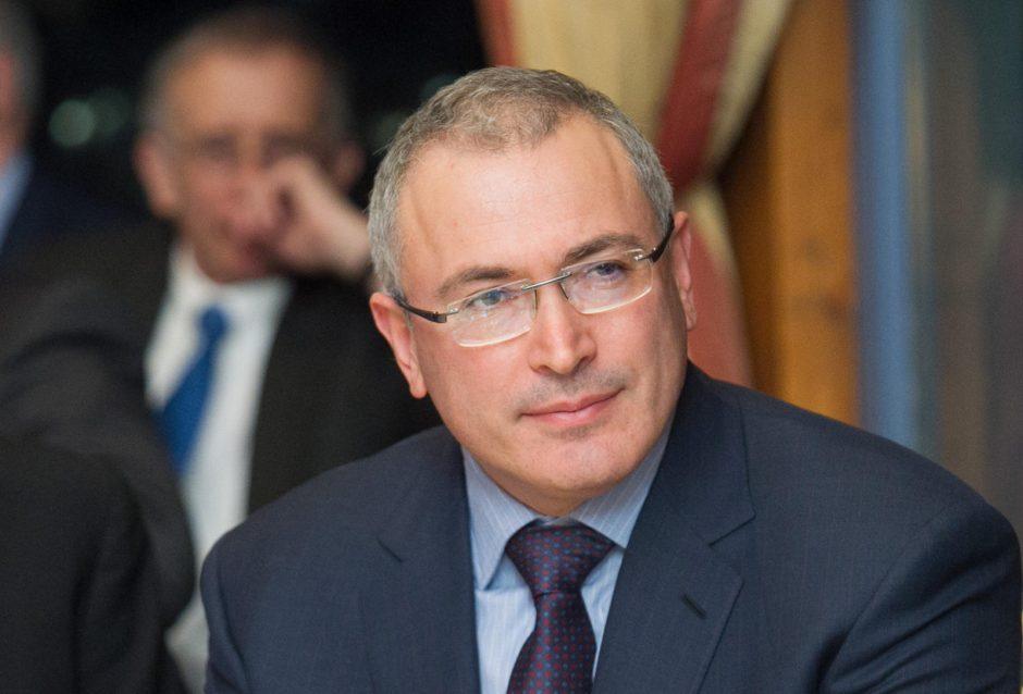Vilniuje vėl renkasi Rusijos opozicionieriai